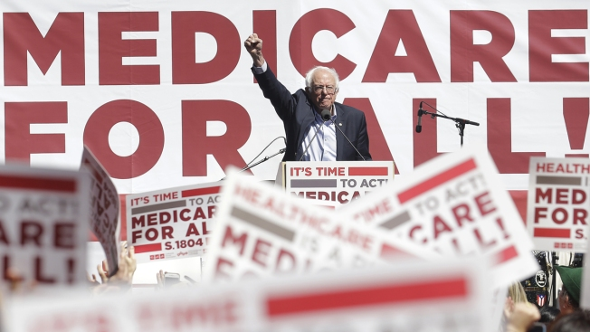 Sanders' 'Medicare for All' Would Cost $32.6 Trillion Over 10 Years: Study