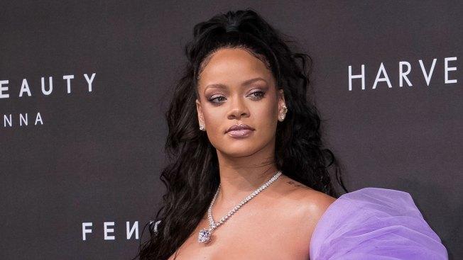 Rihanna Mourns Cousin's Death, Calls an End to Gun Violence
