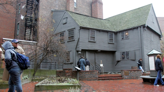 Paul Revere's Historic Neighborhood Getting Overhaul