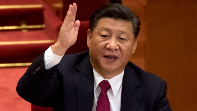 China Lifts Xi Jinping's Status to Most Powerful Leader in Decades