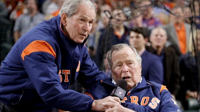 George HW Bush Openly Criticizes Trump in New Book: Report