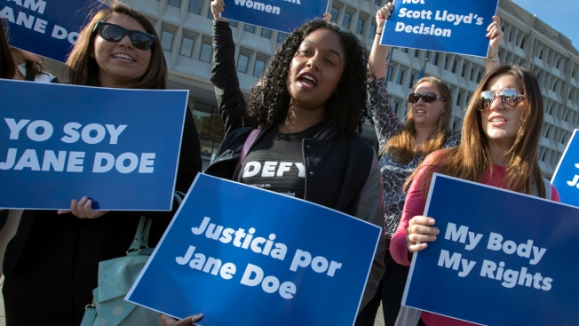 Lawsuit: 2 Immigrant Teens in US Custody Can't Get Abortions