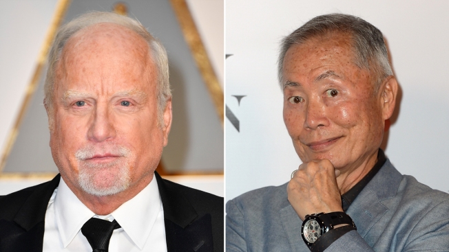 George Takei, Richard Dreyfuss Respond in Harassment Scandal