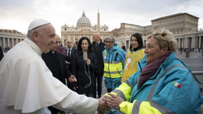 Pope Francis to World's Lawmakers: Protect All People With Health Care Laws