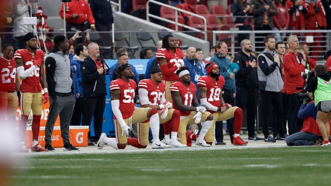National Anthem Will Be Hot Topic at NFL Owners Meetings