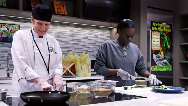 Cooking Classes Aim to Restore Health After Addiction