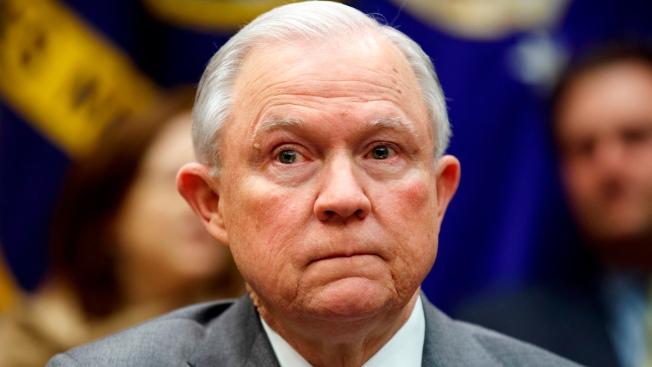 Sessions Takes Fight on Border Enforcement to New Mexico