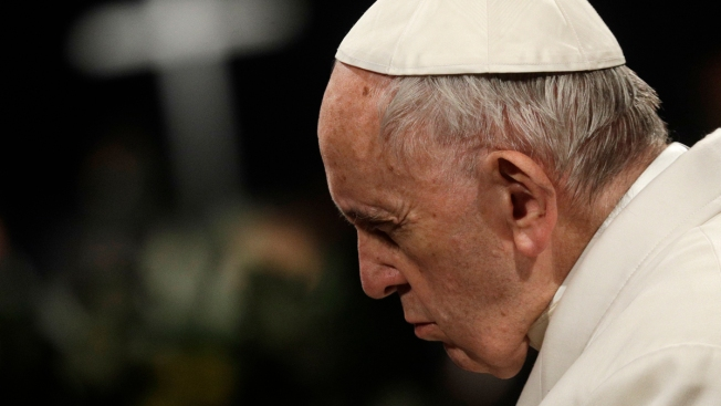 Pope Francis Admits 'Grave Errors' in Handling Chile Sex Abuse Scandal