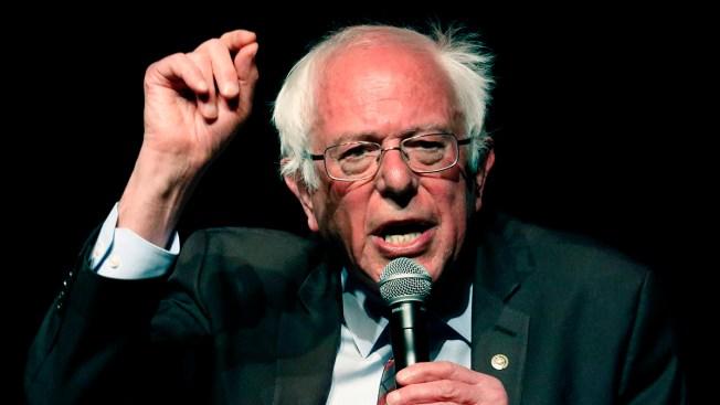 Bernie Sanders Announces Re-Election Bid for US Senate