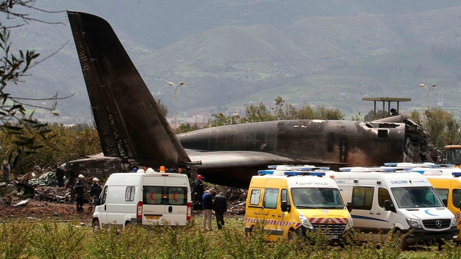 Crash Kills 257 in Algeria's Deadliest Aviation Disaster