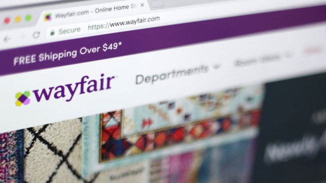 Online Furniture Seller Wayfair to Open Brick-and-Mortar Store