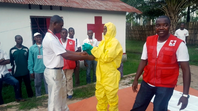 Congo to Begin Vaccinating Against Ebola on Monday
