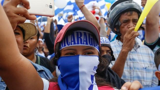Nicaragua Marks 1979 Revolution Amid Protests, Bloodshed