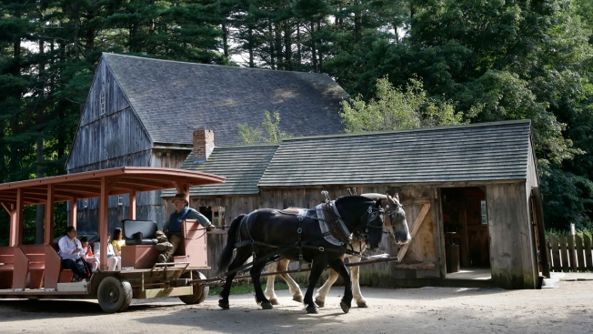 Old Sturbridge Village Grant to Study Race and Gender