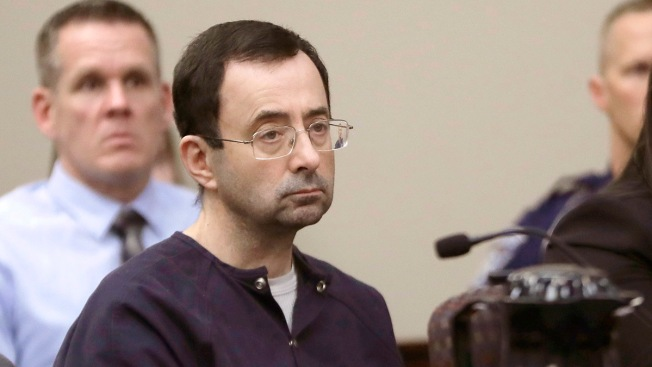 Woman Sues Michigan State, Says Nassar Raped Her in 1992