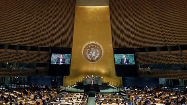 China, Russia Take Up Globalism Mantle as US Sheds it at UN