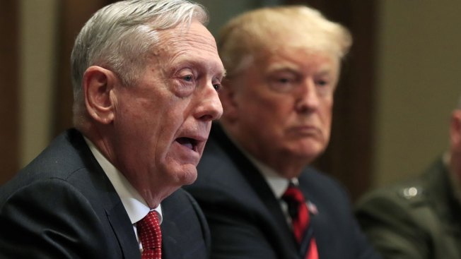 Read Defense Secretary Jim Mattis' Resignation Letter