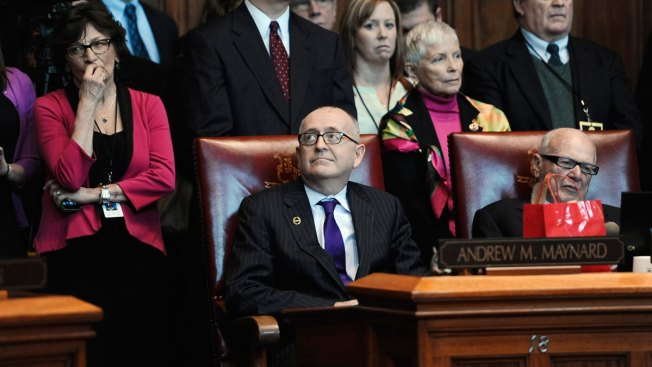 Senator Andrew Maynard Involved in Waterford Car Accident