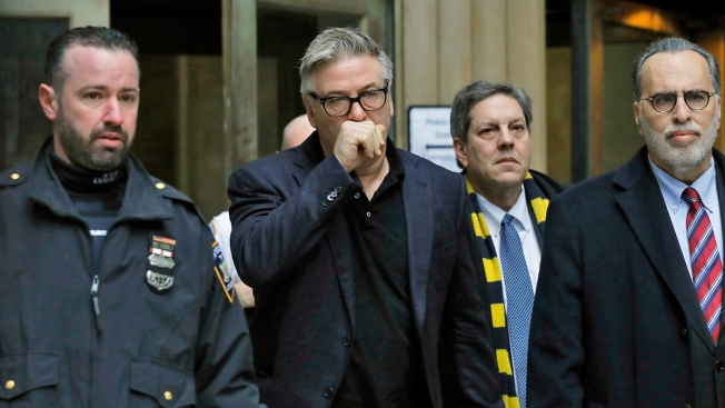 Alec Baldwin Sues Man He Argued With Over Parking Spot