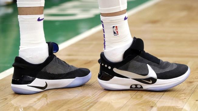 Future Is Now: Nike's Next Self-Lacing Shoe Hitting Shelves