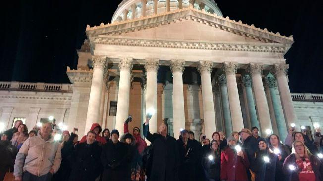 Despite Bill's Demise, W.Va. Teachers to Strike for 2nd Day