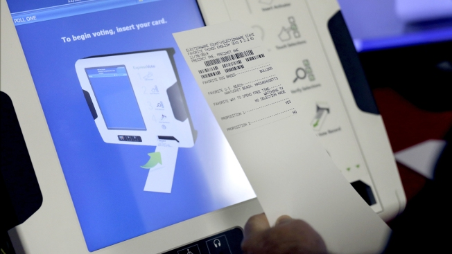 As 2020 Nears, Pressure Grows to Replace Voting Machines