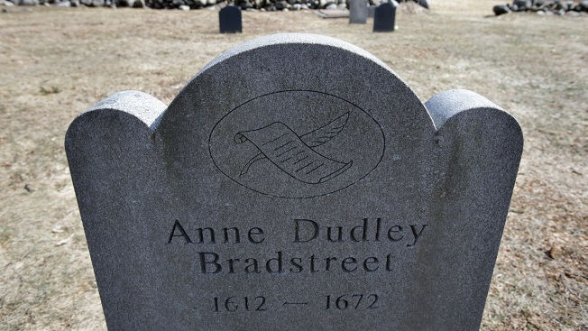 Search on For Burial Site of America's First Published Poet