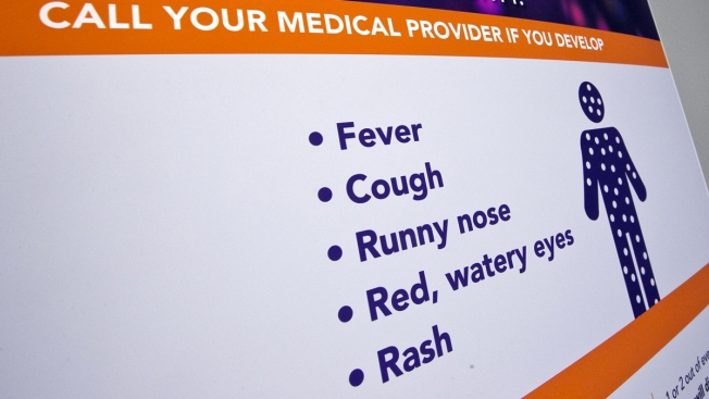 US Measles Cases Top 700, With Many Illnesses Among Kids
