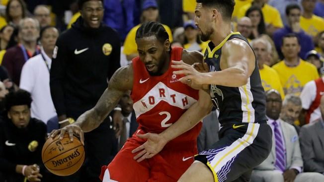 Leonard, Toronto Raptors Move Within Victory of First NBA Championship