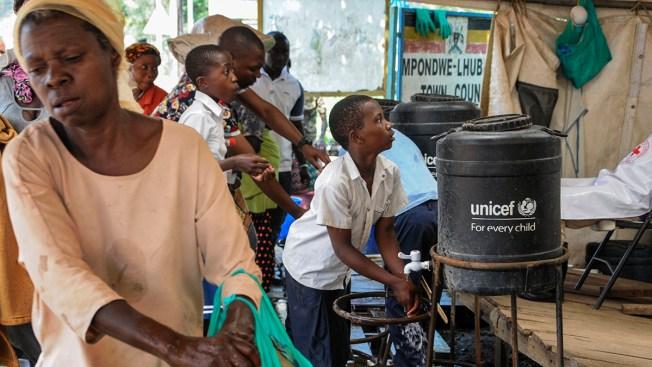 Ugandan Medics Now Tackling Ebola Say They Lack Supplies