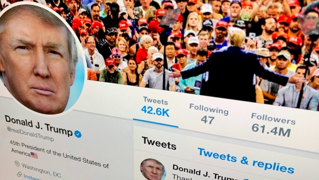 Trump's Next Tweet Could Get a Warning Label