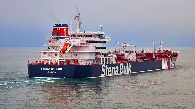 Iran Says Its Seizure of British Ship a 'Reciprocal' Move