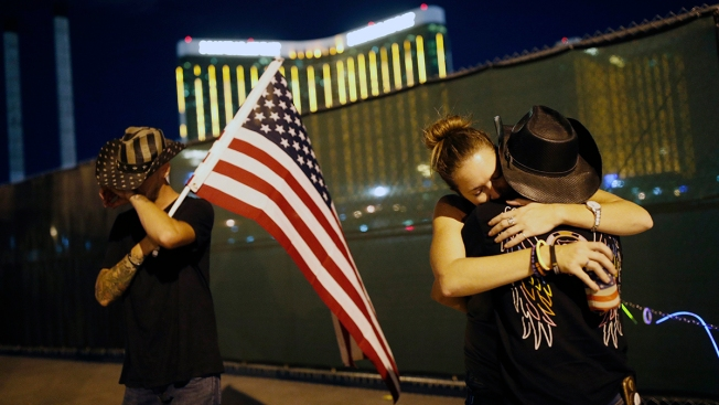 Las Vegas Massacre Anniversary Sparks Debate on Gun Control