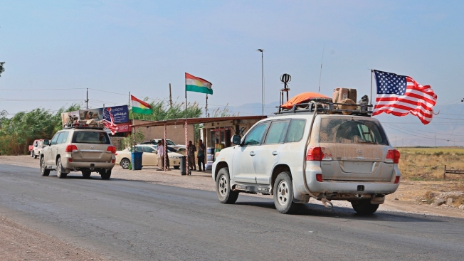 Iraq Says American Troops Leaving Syria Cannot Stay in Iraq