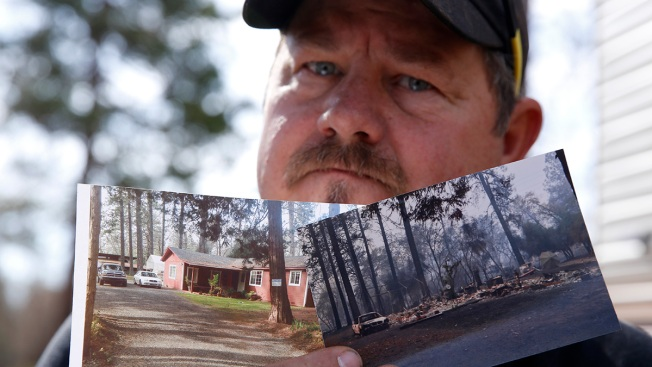 As Paradise Rebuilds, a Divide Over Safety a Year After Fire