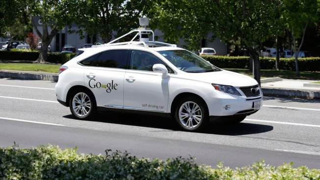 California: Self-Driving Cars Must Have Driver Behind Wheel