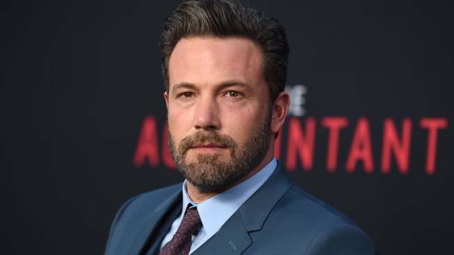 Ben Affleck Accused of Groping Former MTV Host