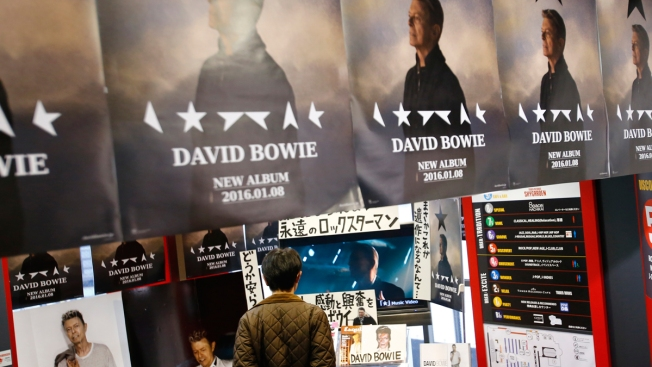 Bowie died of liver cancer