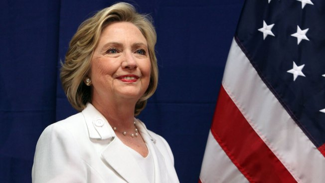 Hillary Clinton Making Campaign Stops in N.H., Maine