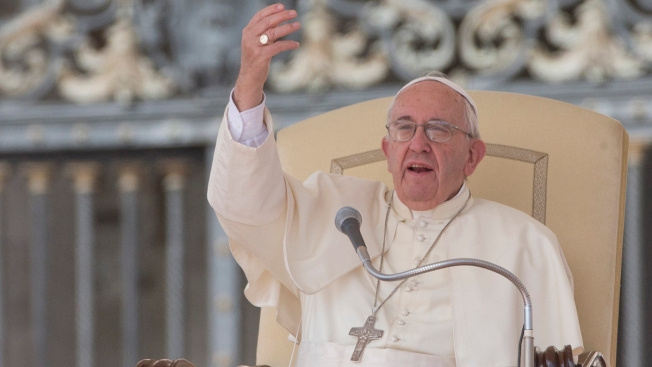 Pope to Give 4 Speeches in English in U.S., Rest in Spanish