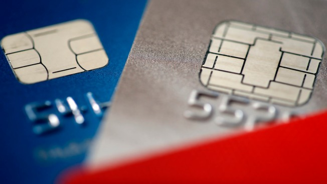 Credit Cards Now Come With a Chip Embedded