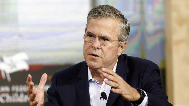 Jeb Bush Defends Use of Term 'Anchor Babies' on Talk Radio