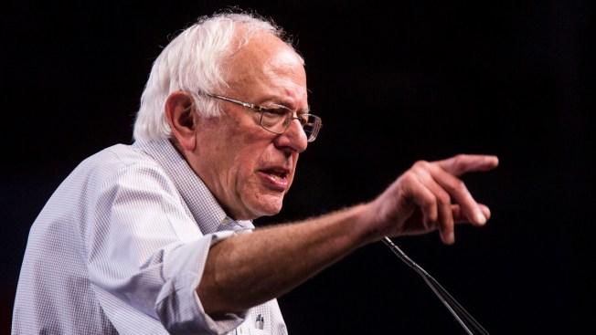 Bernie Sanders Holds N.H. Town Halls