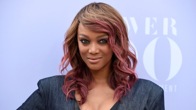 Supermodel Tyra Banks to Teach Class at Stanford University