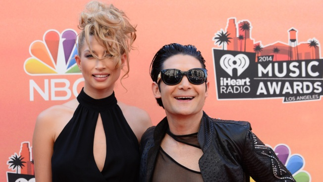 Corey Feldman Marries Bandmate Courtney Anne in Las Vegas