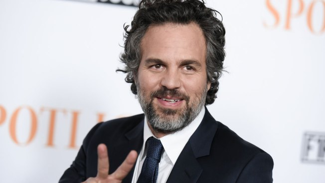 Actor Mark Ruffalo Joins March Against White Supremacy