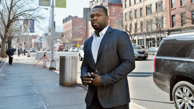 50 Cent Tweets 'Approved' Photo After Bankruptcy Court