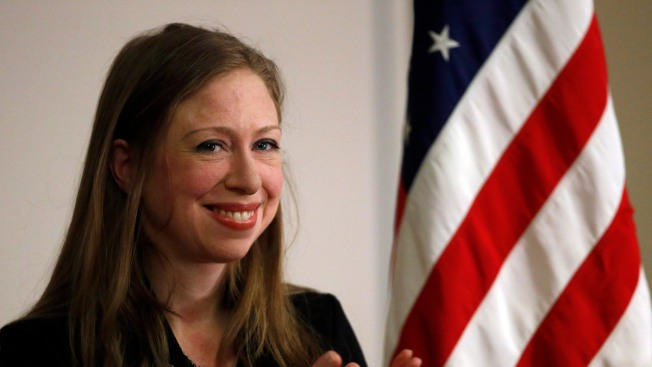 Chelsea Clinton in New Hampshire Friday Before Election Day