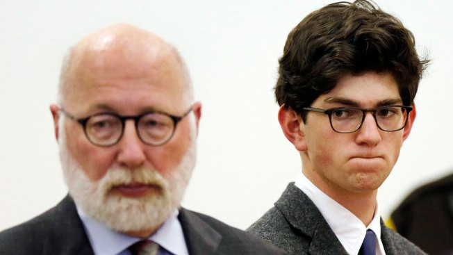 Prep School Grad Convicted of Rape Files Appeal
