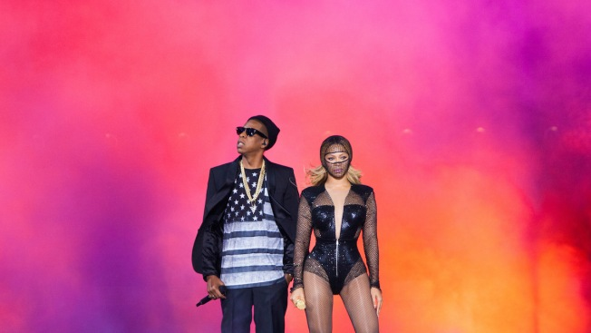 Beyonce, Jay-Z Announce Tour Dates for 'On The Run II'